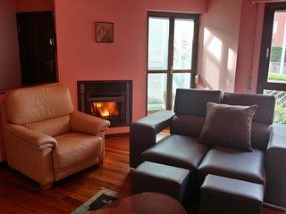 Acogedora casa en barrio tranquilo | Centro a pie y transporte público