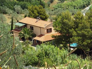 Casa Simba, Pool, Klavier, Meerblick, ausgestattete Terrasse, Haustiere möglich