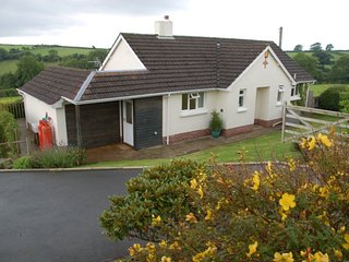 GHBUN Bungalow in Croyde, Marwood