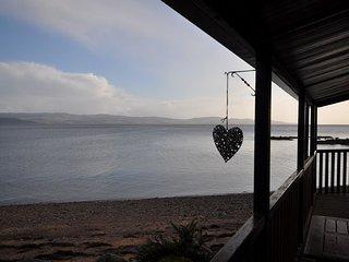 A466D Log Cabin in Lochgilphea