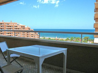 Bonito apartamento con vistas al mar!
