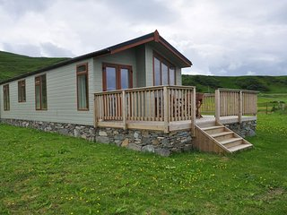 OCELO Log Cabin in Campbeltown, Kilkenzie