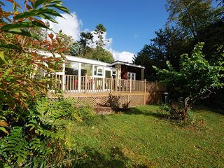 BLANC Bungalow in Blue Anchor, Somerset