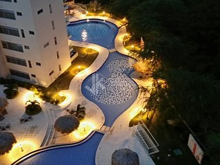 Great and modern apartment. Near to the beach, Santa Marta