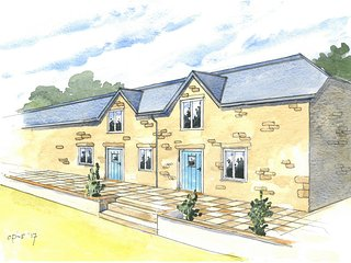 48804 Barn in Melbury Abbas, Shaftesbury