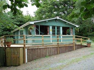 FORRO Log Cabin in Bude, Kilkhampton