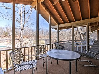 NEW! Peaceful 3BR Osage Beach House w/Pool Access!