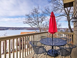 NEW! Osage Beach 3BR Lake House w/ Sunrise Views!