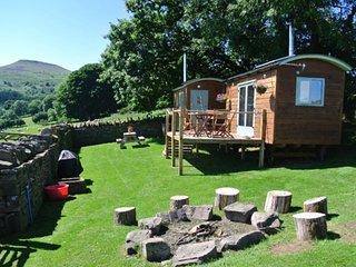 42919 Log Cabin in Abergavenny, Pantygelli