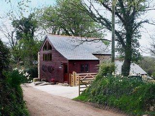 CHEST Barn in Fowey