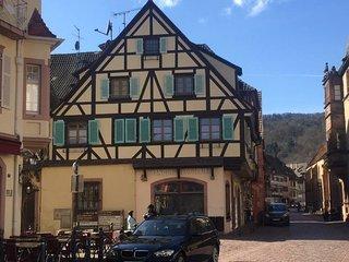 Centre historique, routes des vins et spa, Kaysersberg