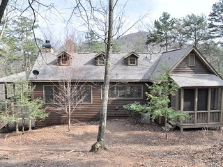 Mountain Acres Retreat Rental Home in Big Canoe Resort