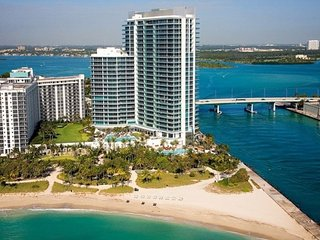 Ritz Carlton Bal Harbour 2-Bedroom Oceanfront 5*
