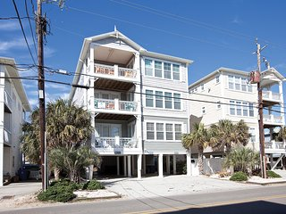 Sandscape 1 - Ocean View - Pool - Steps to Beach - 3BR/2BA Beach House - 5 Star