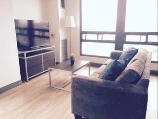 Stylish Downtown Suite - AMAZING VIEWS - Spacious, Ottawa