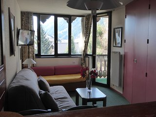 Apartment - 50 m from the slopes, Chamonix