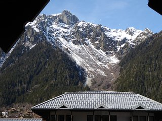 Appartement 2 pieces au coeur de Chamonix