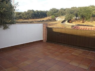 House with terrace, mountain view, Huelva