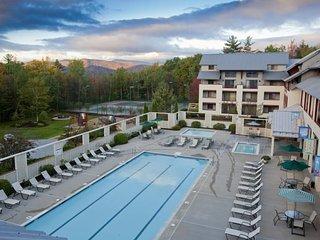 Inn Seasons Pollard Brook Condo for a Beautiful New England 4th of July!