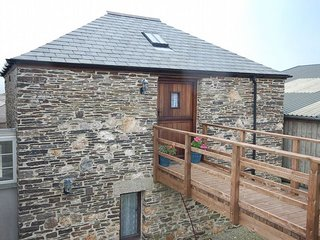 PENSW Barn in Boscastle