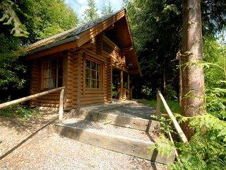 BULWO Log Cabin in Bideford