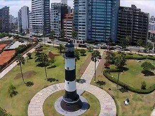 Delightful Ocean and Miraflores City Views