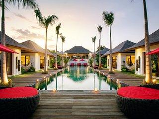 Stunning Exotic 6 Bedroom Villa, Umalas
