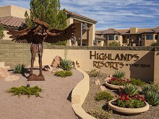Highlands Resort at Verde Resort - Fri, Sat, Sun check ins only!