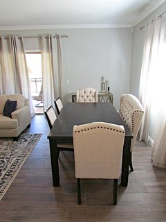 Dining room with room for 6