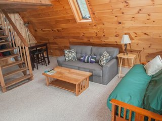 2BR updated, pet-friendly, cable TV, Wifi, ski mountains & snow mobile trails
