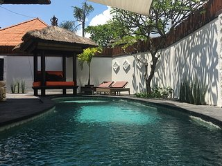 SEMINYAK - Villa KIRANA -  2 BEDROOMS with private pool