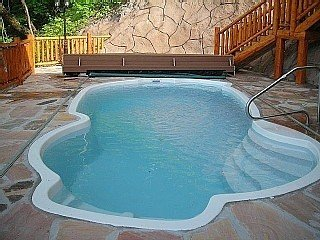 'El Castillo' with Private Heated Swimming Pool, Pigeon Forge