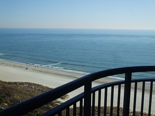Brighton Oceanview Condo-(2 BR) Waterpark Access!!, Myrtle Beach