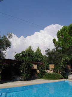 Holiday house with swimming pool in typical Residence in Gallipoli