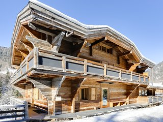 Comfortable chalet, tradition and modernity, Flumet