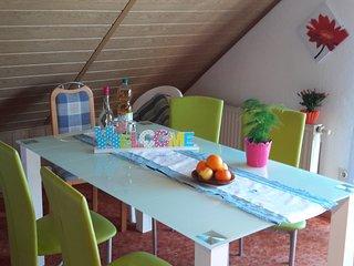 Ferienwohnung in ruhiger Lage in MV Krakow am See
