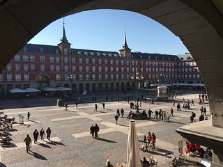 ELEGANCE PLAZA MAYOR DELUXE, Madrid