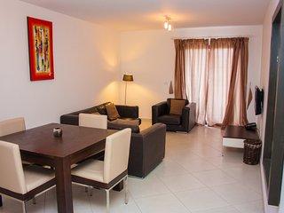 2 Bedroom Ground Floor Apartment - Melia Dunas, Santa María