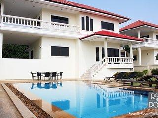 Villas for rent in Hua Hin: V6327