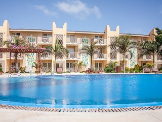 2 Bedroom Apartment on the Tropical Resort, Santa Maria