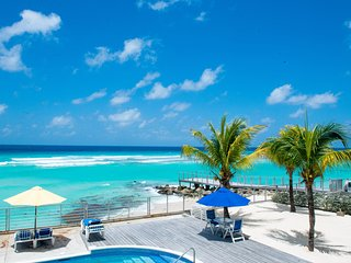 St Lawrence Gap Barbados Vacation Rental: Gorgeous & Right on the Beach, St. Lawrence Gap