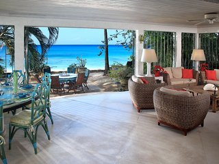 Seascape - Ideal for Couples and Families, Beautiful Pool and Beach, Saint Peter Parish
