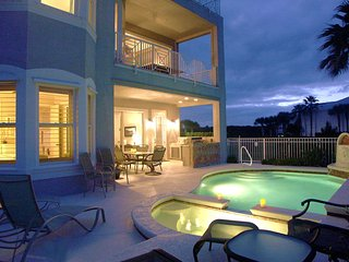 SUMMER WEEKS BOOKING FAST!!! Amazing Waterfront Beach House: Views, Private Heated Pool, Elevator and More, More, More