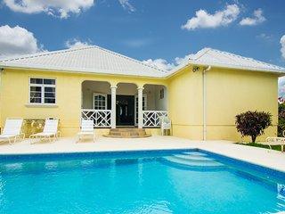 Deluxe 3 bedroom villa with pool