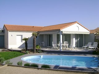 Location villas avec piscine privee