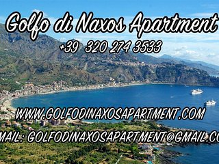 Il Golfo di Naxos apartment, air conditioning
