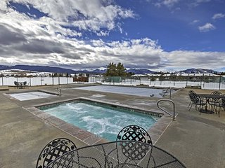 NEW! 1BR Fraser Condo w/ Gorgeous Mountain Views!