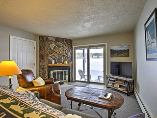 Fraser Condo w/Gorgeous Mtn Views & Resort Access!