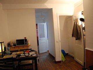 A louer appartement de deux pièces près de Montparnasse