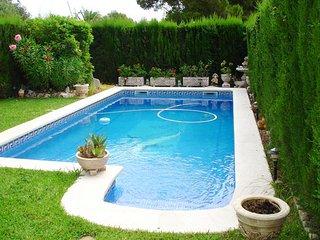 Villa Voramar con piscina privada